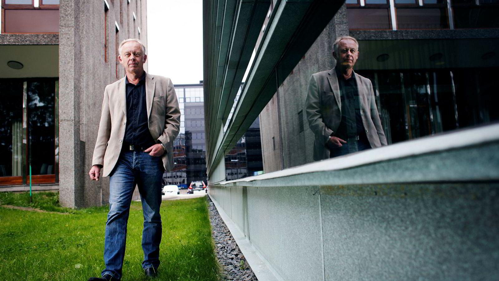 Petter Nome slutter som direktør i Bryggeri- og drikkevareforeningen, og går over i en friere stilling som rådgiver,
