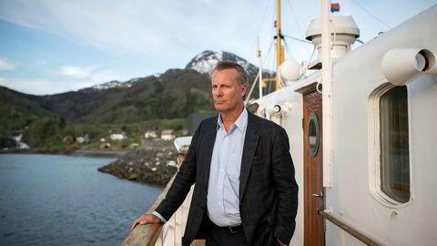 Til tross for at Cxense-aksjen bykser 140 prosent på Oslo Børs mandag, selger Johan H. Andresen og hans Ferd-konsern med tap.