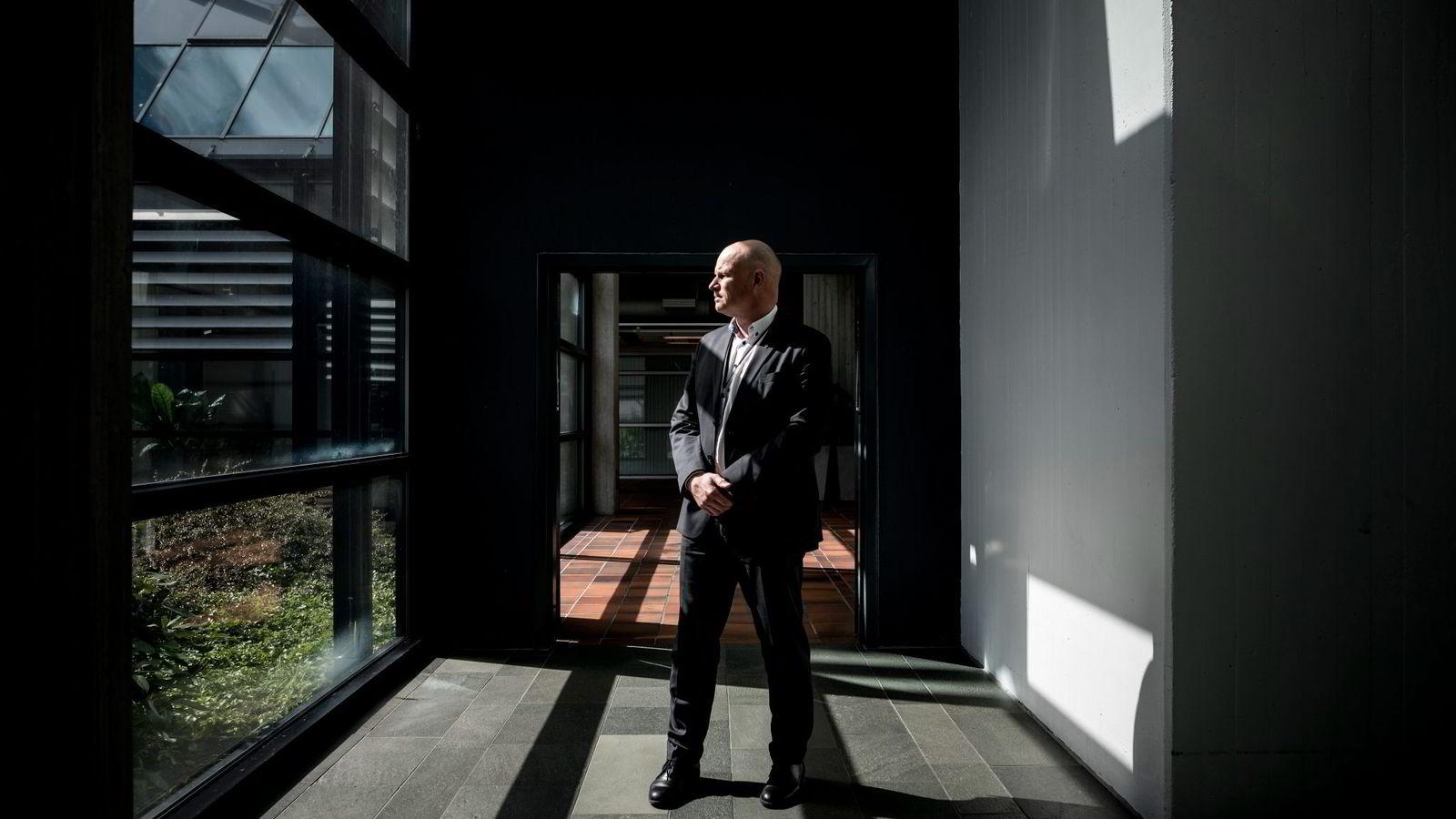 – Pilotene skal uansett ikke føle noe press til å gå på kompromiss med sikkerheten, sier Statoils sokkelsjef Arne Sigve Nylund i hovedkvarteret tirsdag.