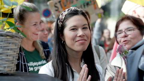 Byråd for miljø og samferdsel, Lan Marie Berg, sier det er uaktuelt å kutte i bompengene i Oslo.