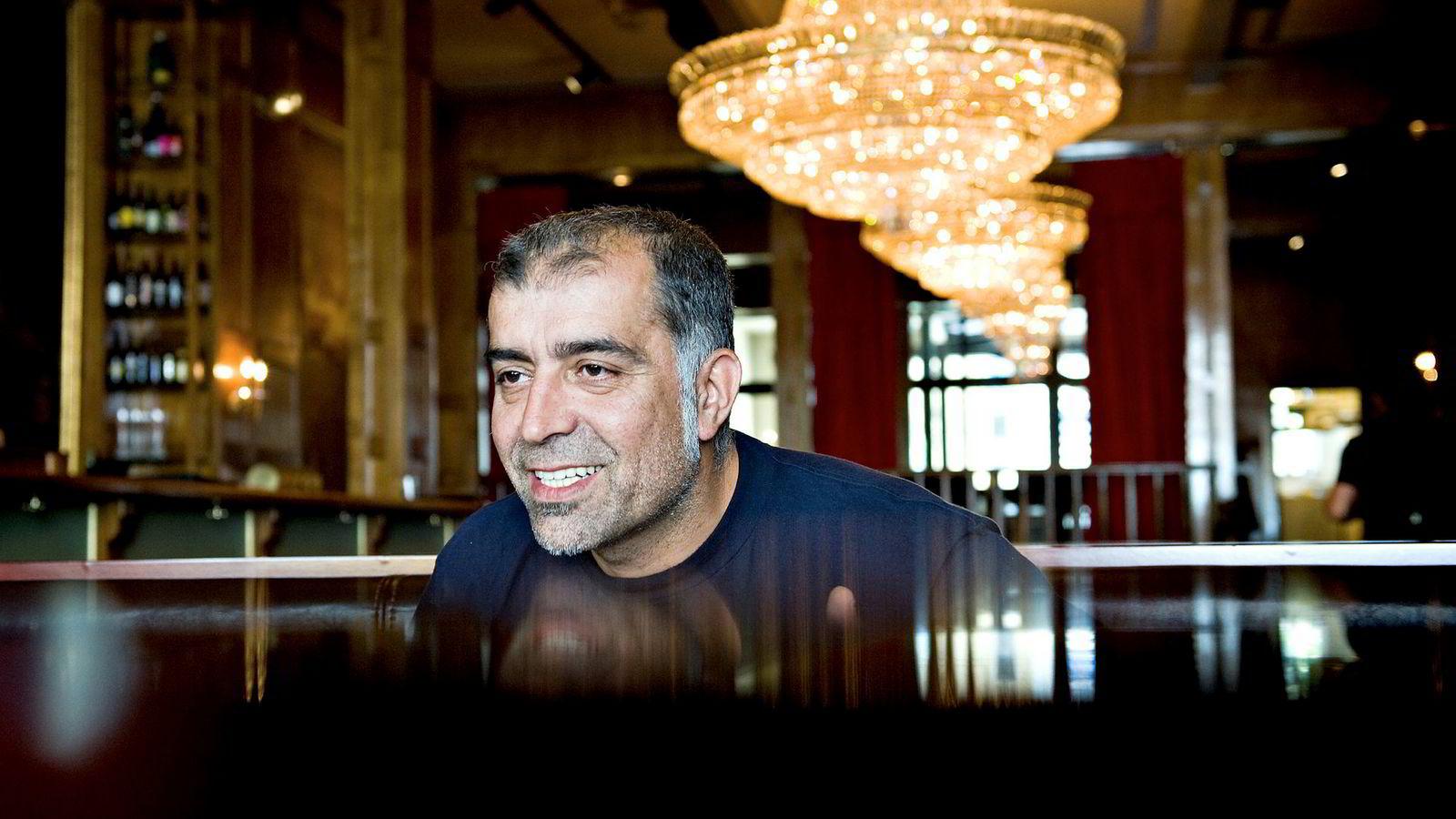 – Vi vil bruke mer energi på stedene vi allerede har. Det er tydelig at det er for mange aktører på banen, sier Nevzat Arikan som eier en rekke restauranter i Oslo.