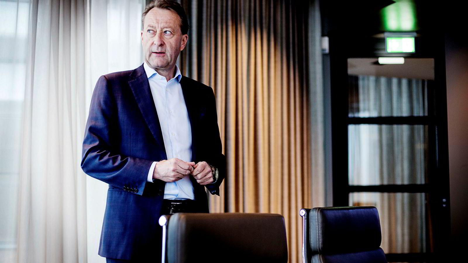 Investor Bjørn Rune Gjelsten fikk ikke den prisen han hadde håpet på for Voldsløkka-eiendommen som Oslo kommune har sett seg ut til skoleformål.