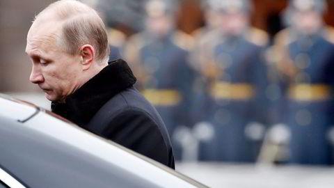 En viktig hensikt med Putin-regimets militære intervensjon i Ukraina er å forhindre at Kiev vender seg mot Vesten. Foto: Kirill Kudryavtsev, AFP/NTB Scanpix