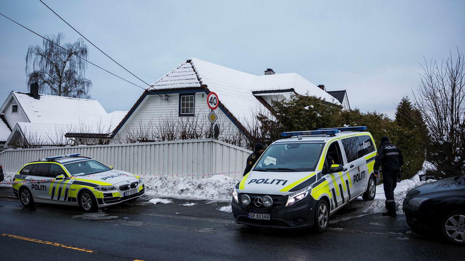 PST gjennomførte ransaking i justisminister Tor Mikkel Waras bolig torsdag ettermiddag.