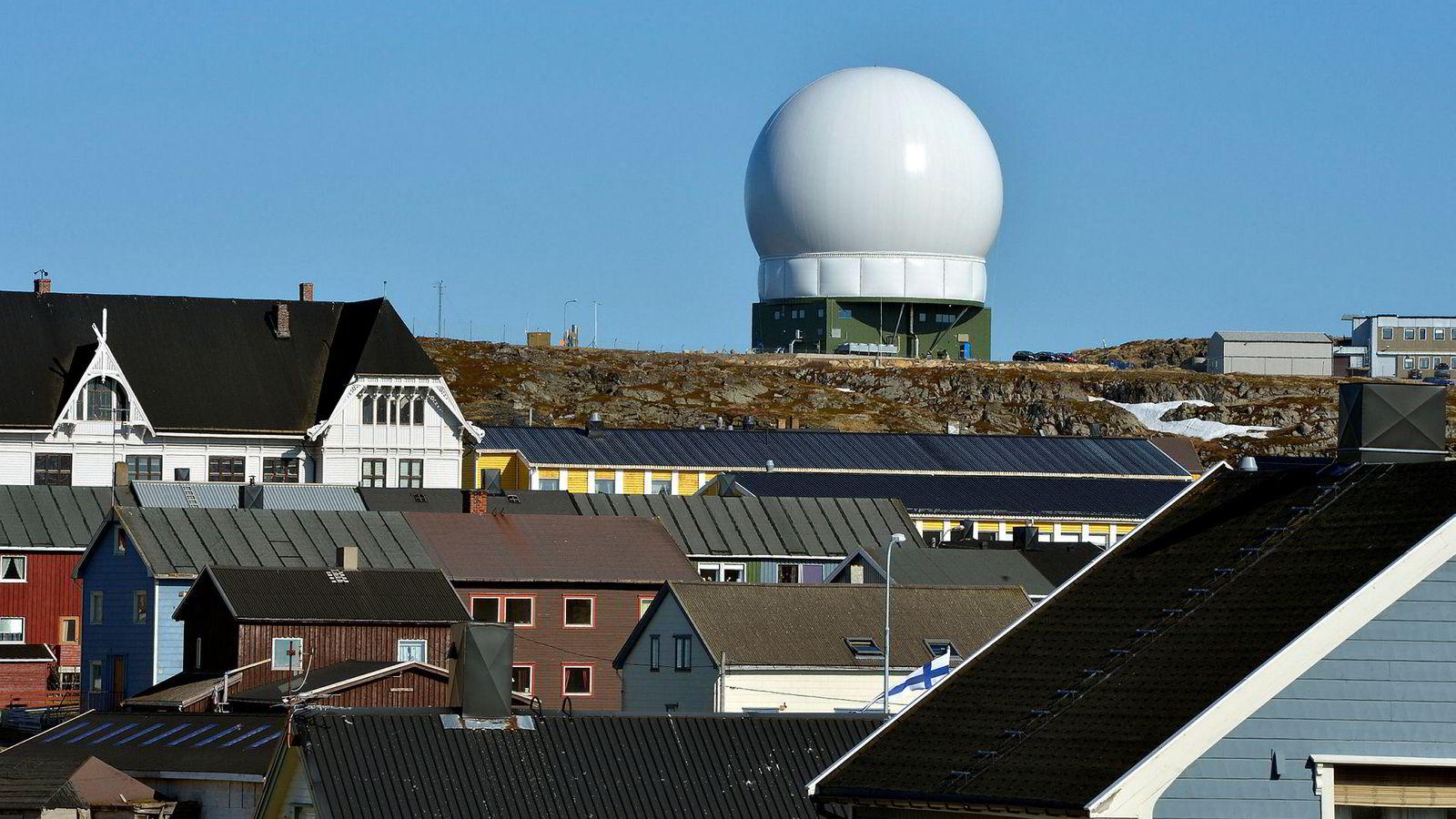 Russland liker dårlig at Globus 2-radaren i Vardø nå blir modernisert.