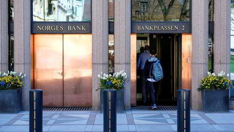 Ser vi på selskapene på Oslo Børs, finner vi symptomer på en annen form for finansiell overoppheting, eller et alvorlig tilfelle av norsk gjeldsfeber, om du vil.