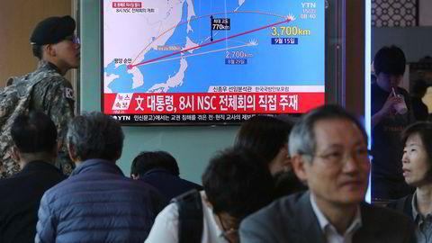 Forsvarseksperter har advart mot et militært angrep mot Nord-Korea. Den sørkoreanske hovedstaden Seoul ligger like sør for grensen. Rundt 25 millioner mennesker bor i hovedstadsregionen.