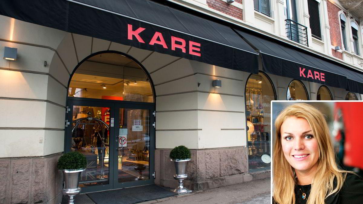 Maria Høili (29) har siden 2009 drevet en interiørbutikk midt på Bygdøy Allé i Oslo. Overskuddet har latt vente på seg, og nå har hun besluttet å stenge dørene for godt.