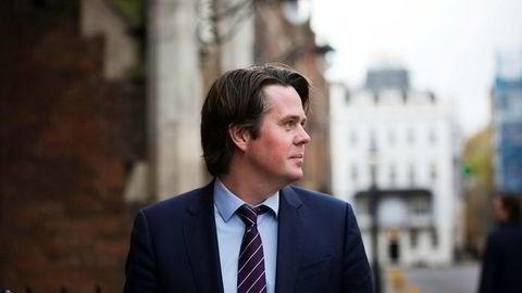 Forvalter Espen Westeren i hedgefondet Titan Opportunities i London måtte se verdiene falle med børsuro og oljeprisfall på tampen av 2018.