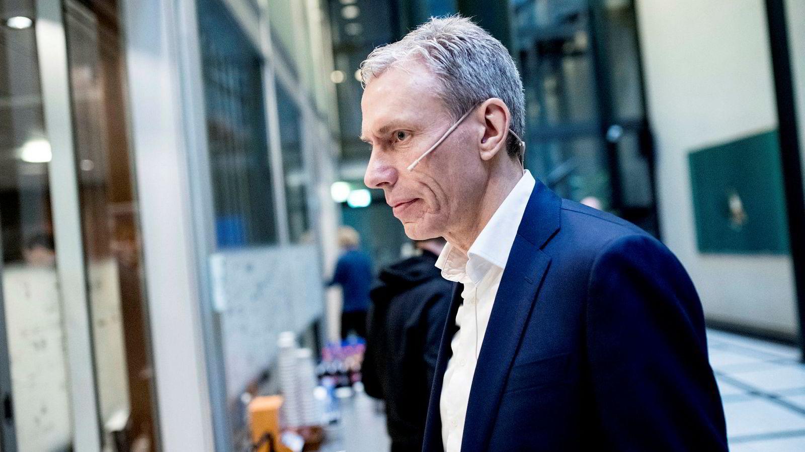 Rolv Erik Ryssdal blir sjef for den nye internasjonale virksomheten i Schibsted.