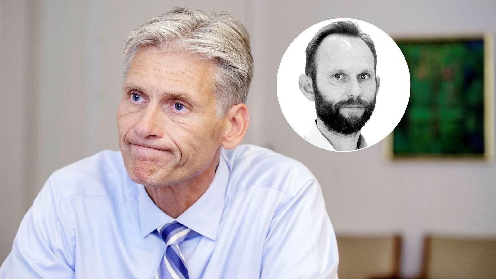Granskerne er klare på at Danske Bank-sjef Thomas F. Borgen kunne gjort mer enn han gjorde.
