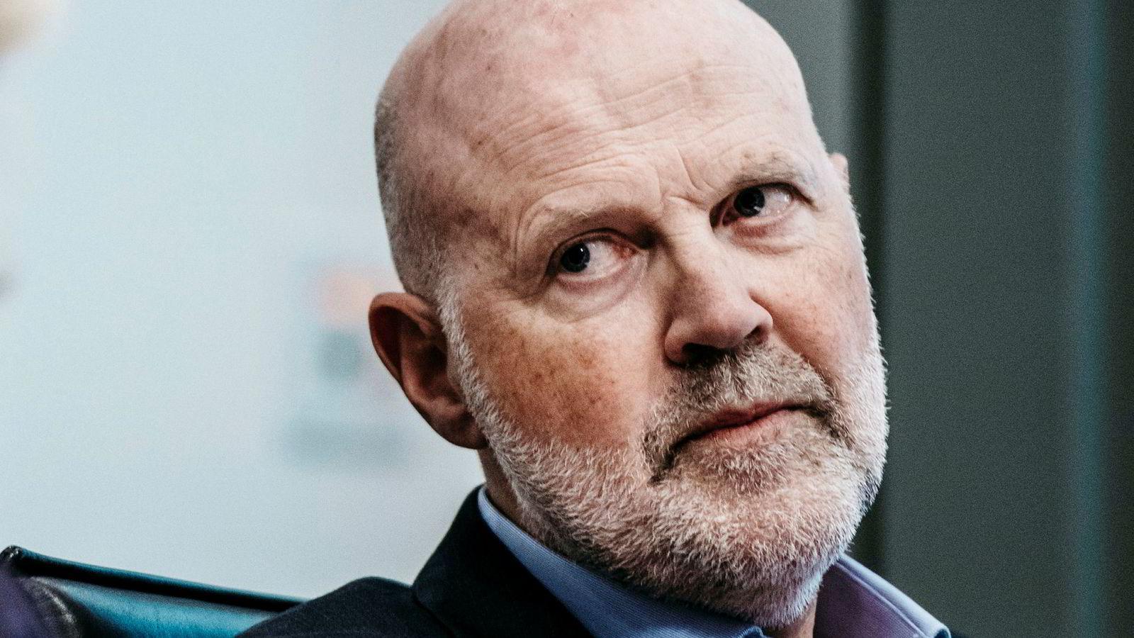 Finanstilsynets direktør Morten Baltzersen har rollen som festbrems i boligmarkedet.