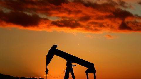 Oljeprisen har steget 22 prosent hittil i år.
