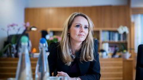 Barne- og likestillingsminister Linda Hofstad Helleland (H) varsler en ny stortingsmelding om ungdom.