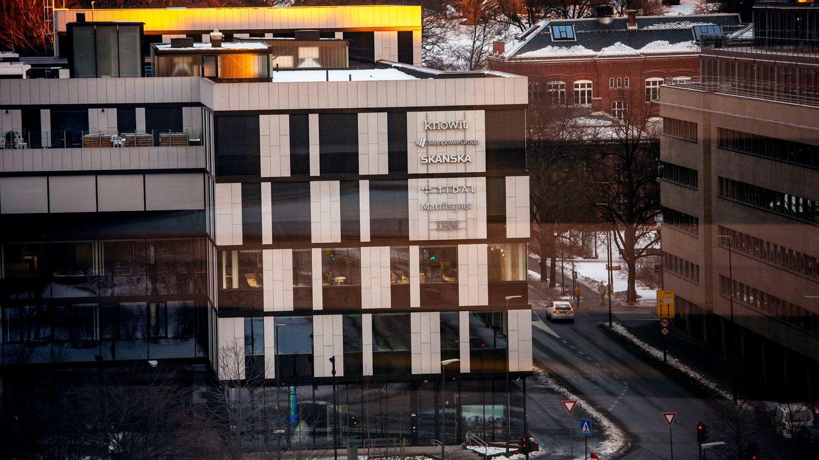 Tidal har fortsatt hovedkontor i Oslo, men eies fra Caymanøyene, et av verdens mest lukkede skatteparadiser.