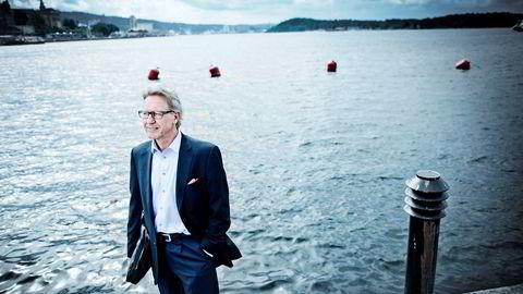 Olav Nils Sunde vurderer å børsnotere Color Group, eieren av fergeselskapet Color Line. Foto: Hampus Lundgren