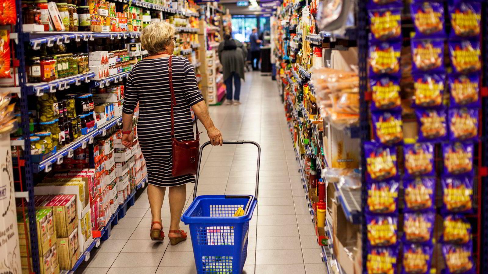 Nå er det på høy tid at maten blir merket slik at vi kan ta gode klimavalg, skriver artikkelforfatteren.