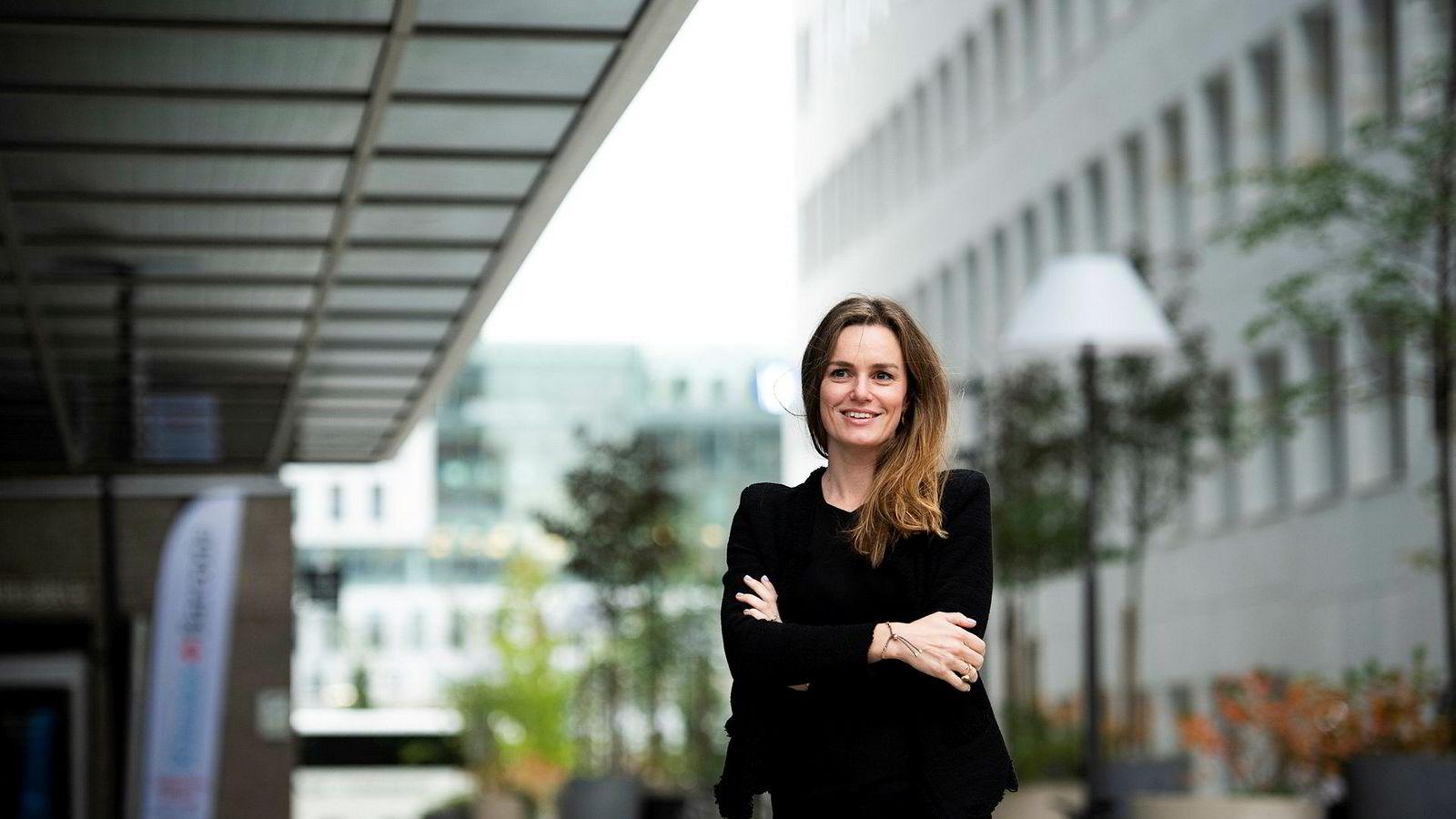 – Det er en tapt mulighet, sier Rikke Eckhoff Høvding om den lave andelen penger som investeres i kvinnelige gründere. Hun er administrerende direktør i Norsk Venturekapitalforening (NVCA).