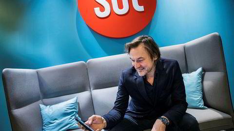 Jan Thoresen er sjef i Scandinavia Online, som blant annet driver nyhetsportalen Sol.