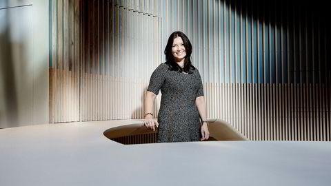 Pernille Skarstein Christensen har forvaltet aksjefondet C Worldwide Norge (tidligere Carnegie Norge) siden 1995.