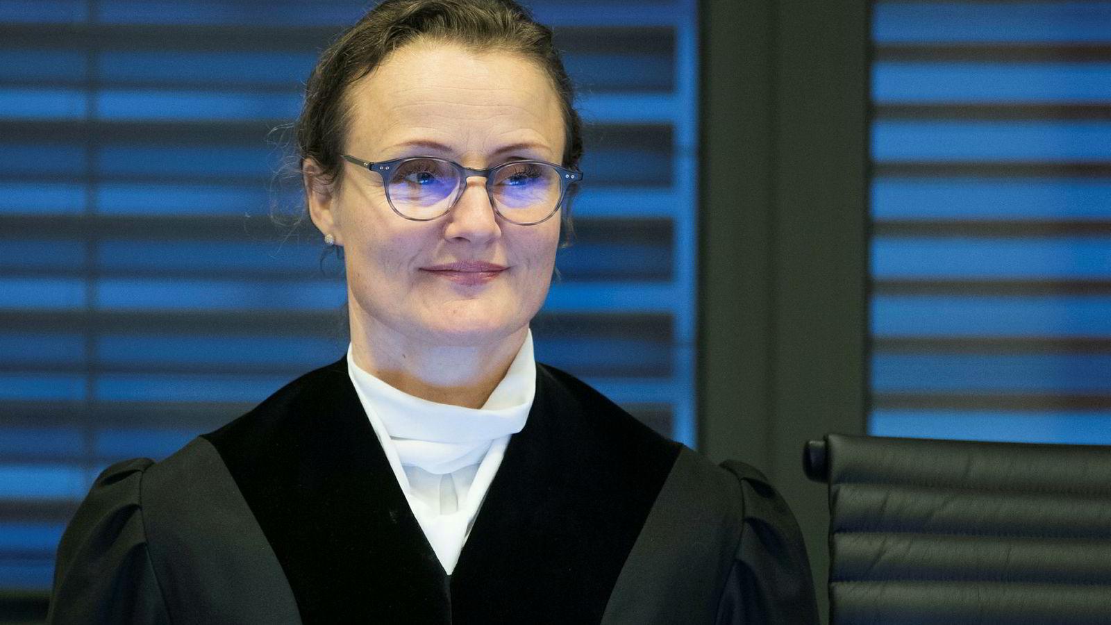 Dommer Katinka Mahieu skal dømme i saken mellom 24 omsorgsarbeidere og det private helse- og omsorgsselskapet Aleris Ungplan & BOI.