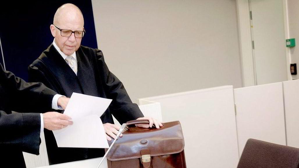 Drammen tingrett fant tidligere advokat Geir Knutsen skyldig i skatte- og momsundragelser. Foto: