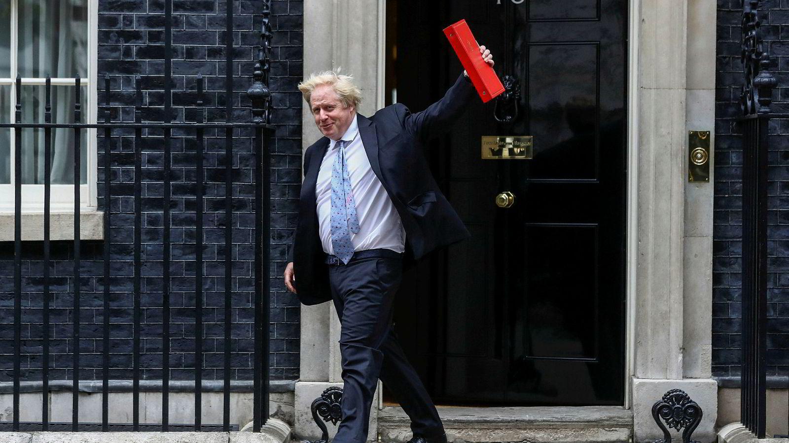 Boris Johnson er favoritt til å bli ny britisk statsminister. Han har tre måneder til brexit-fristen i oktober på å levere det Theresa May ikke fikk til på tre år.