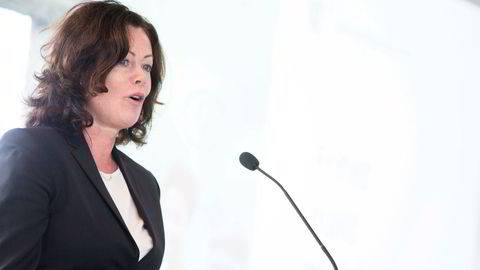 Likestillingsminister Solveig Horne (Frp).