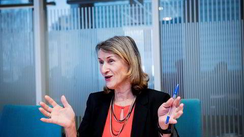 Fungerende vassdrags- og energidirektør Anne Britt Leifseth forteller at vi må belage oss på at strømprisene kommer til å stige i årene som kommer.