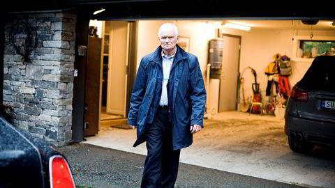 SOLGT. Styreleder Trond Mohn representerer familien som i generasjoner har levert pumper til fiske- og oljeindustrien. Nå overlates roret til svenske eiere, noe sønnen er lite fornøyd med. Arkivbilde. FOTO: Nikita Solenov