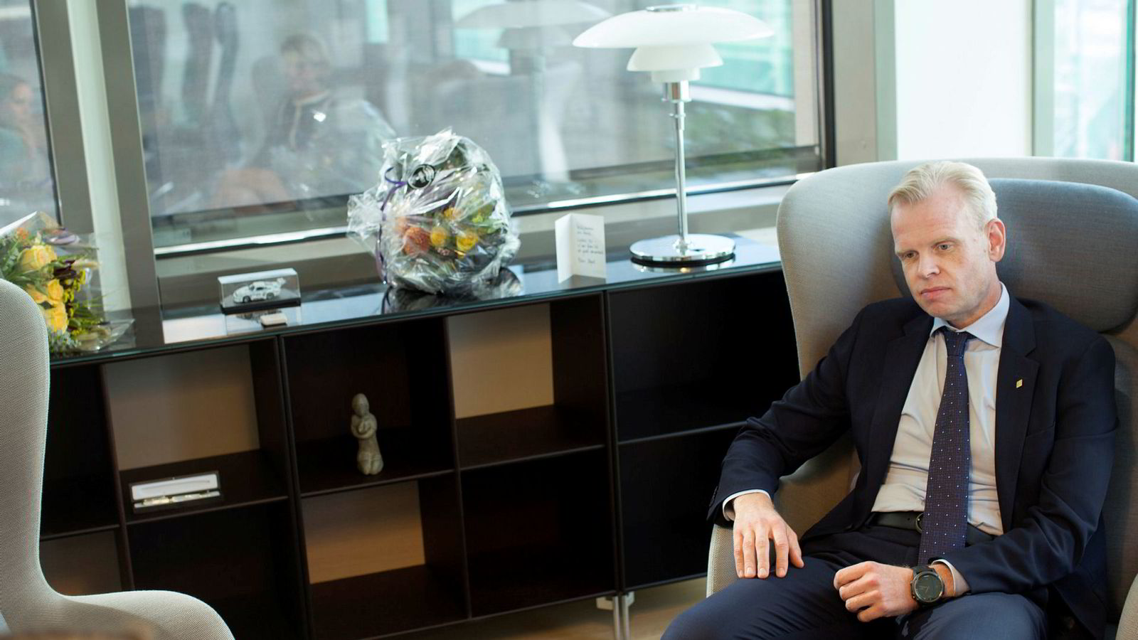 Yara og konsernsjef Svein Tore Holsether når ikke opp til analytikernes forventninger i tredje kvartal.