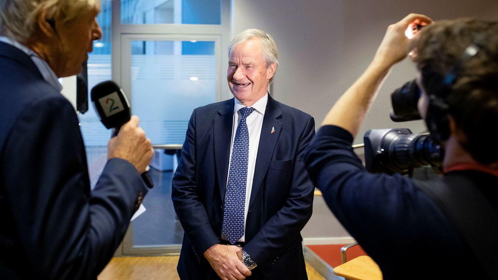 Bjørn Kjos' sitt Norwegian vokser i Argentina.