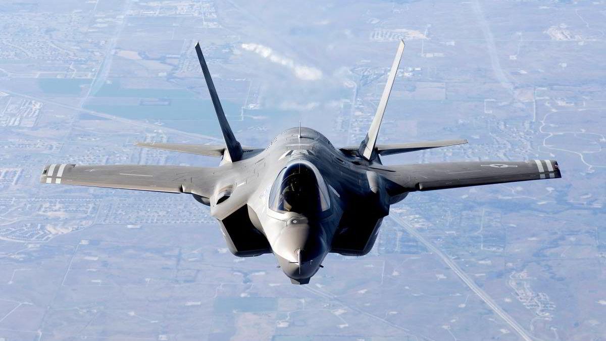 Jagerflyet F35 fra Lockheed Martin skaper mye politisk furore i flere land.