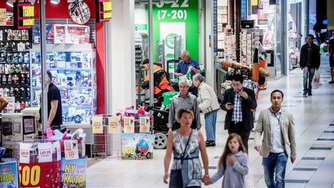 Norske konsumpriser fortsetter å øke kraftig. Foto: Gorm K. Gaare