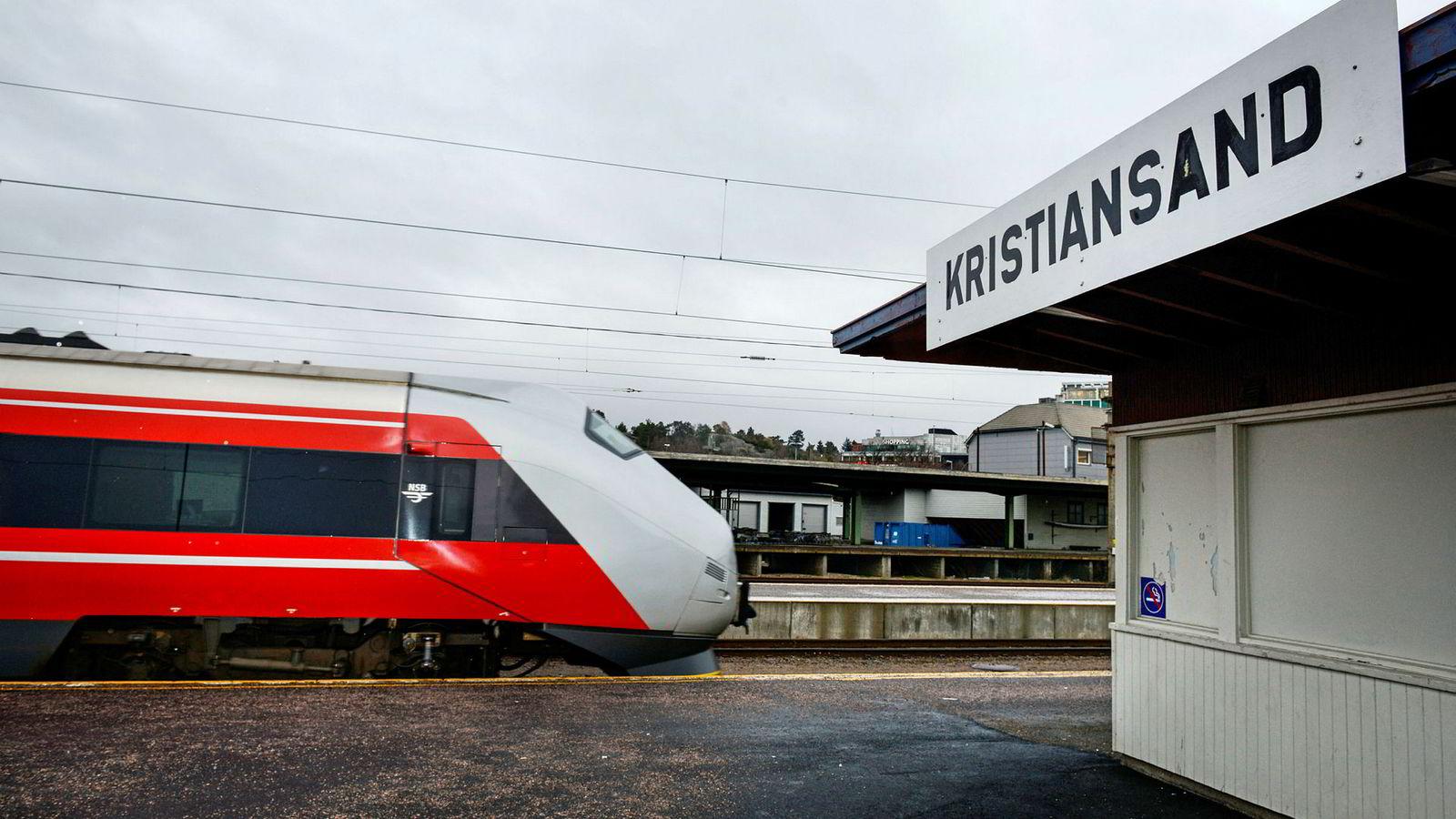 I 2019 overtar britiske Go-Ahead togkjøringen til blant annet Kristiansand.