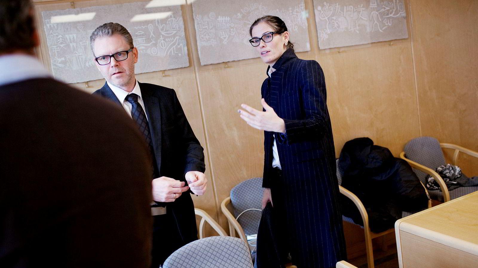 Advokat Pål Oskar Minde vant ikke frem i lagmannsretten. Det gjorde advokat Hanne Ringnes Sanne som representerte Sparebank 1 SR-Bank.