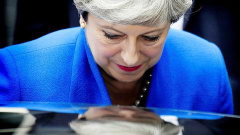 Ingen deal er bedre enn en dårlig deal, har vært mantraet til statsminister Theresa May gjennom brexit-forhandlingene.