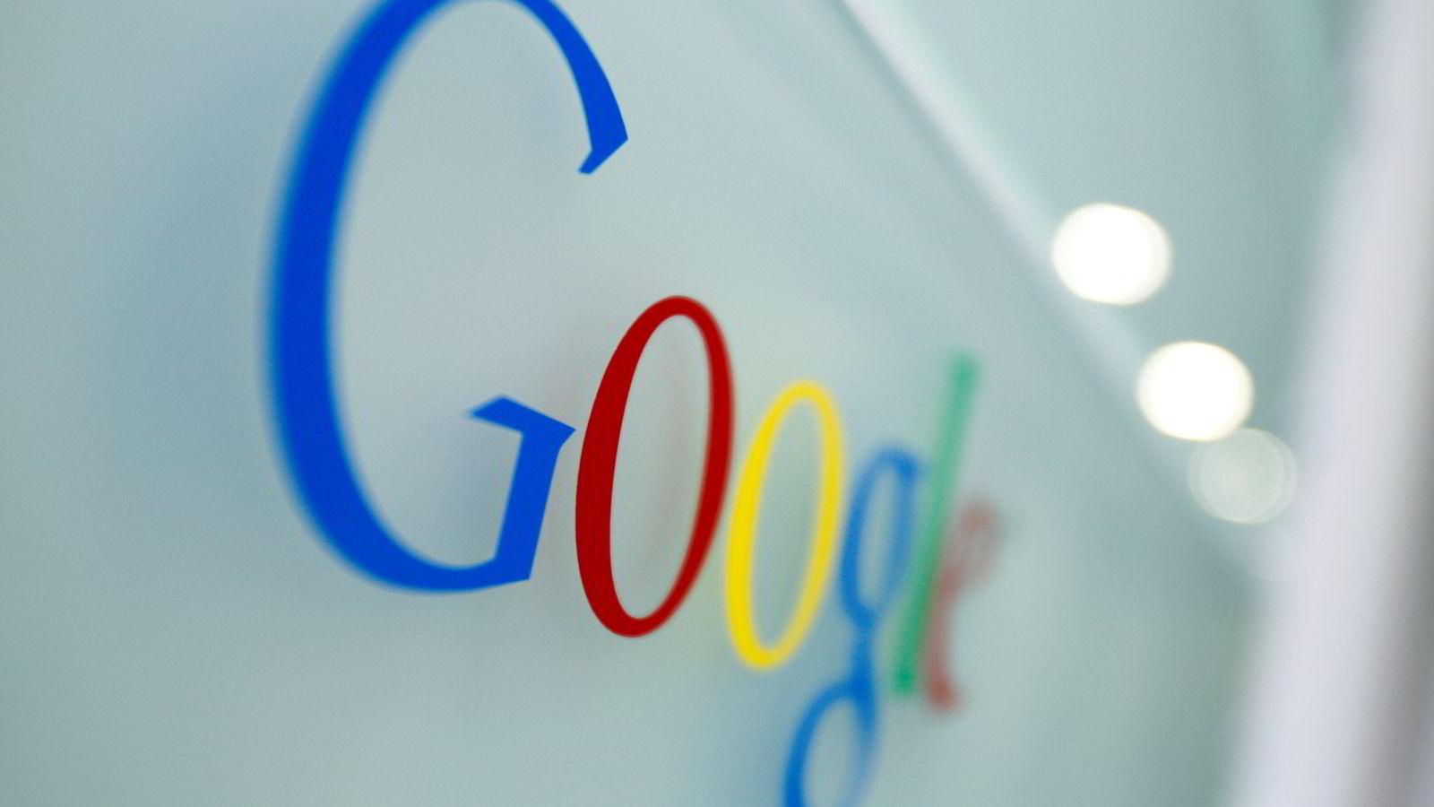 KAN SKJULE INFO OM DEG. Google.