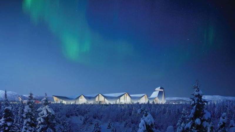 Polarsirkelen Lufthavn kan stå ferdig ved årsskiftet 2017/18 hvis den er ønsket nok.