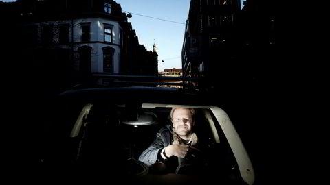 Mens du i dag må eie bilen du leier ut på Nabobil.no, kan det fremover bli mulig å leie ut en bil du leaser, forteller daglig leder Even Heggernes i Nabobil.no. Foto: Linda Næsfeldt