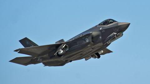 Canada kan trekke seg fra kjøpet av F-35A-flyene. Foto: Reuter