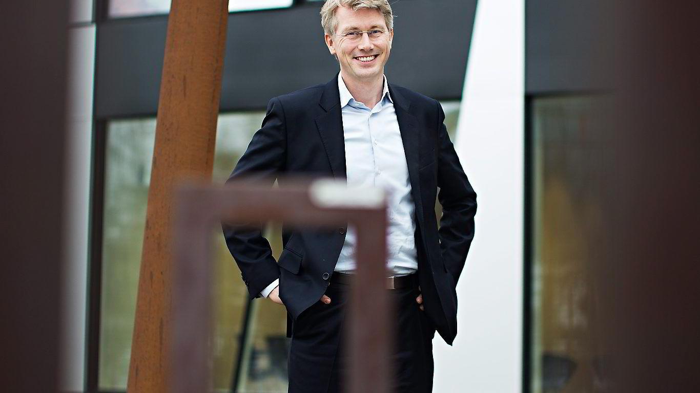 VOKSER. Administrerende direktør Olav Sandnes i Egmont Hjemmet Mortensen vil ha flere ukeblader i porteføljen.