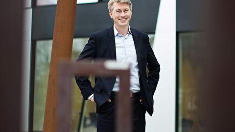 VOKSER. Administrerende direktør Olav Sandnes i Egmont Hjemmet Mortensen vil ha flere ukeblader i porteføljen. Foto: Thomas T. Kleiven