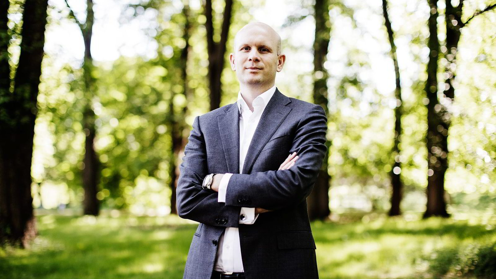Øyvind Torpp er leder for Boston Consulting Group i Norge, og kommer med en rapport som viser store forskjeller mellom nordiske land.