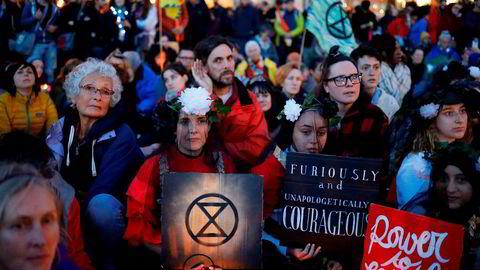 Organisasjonen Extinction Rebellion varsler omfattende demonstrasjoner i over 60 byer verden rundt.