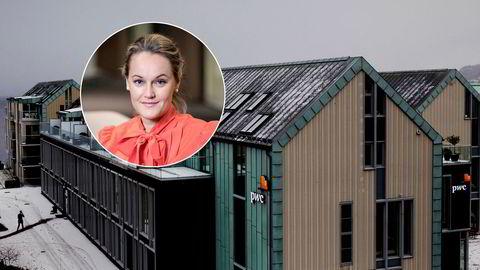 PwC Consulting i Sandviken i Bergen ledes av Helene Kubon Skulstad (innfelt), og har gjennomført en rekke endringer siden våren 2017.