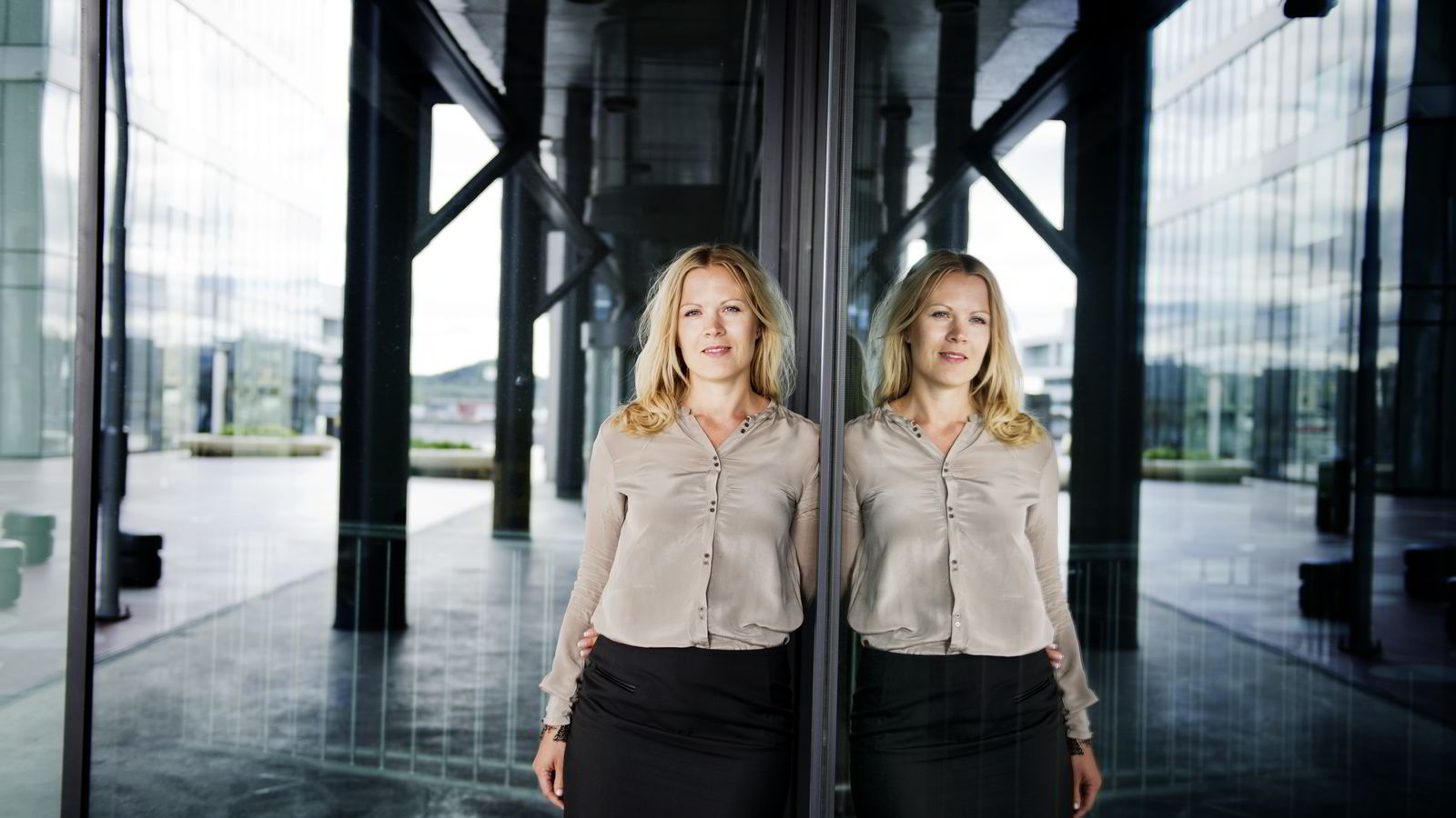 BÆREKRAFTIG PENSUM. Klp-rådgiver og Norsif-styreleder Heidi Finskas mener økonomistudenter må lære at miljø og sosiale forhold kan ha mye å si for avkastningen til et selskap og investorenes strategier.