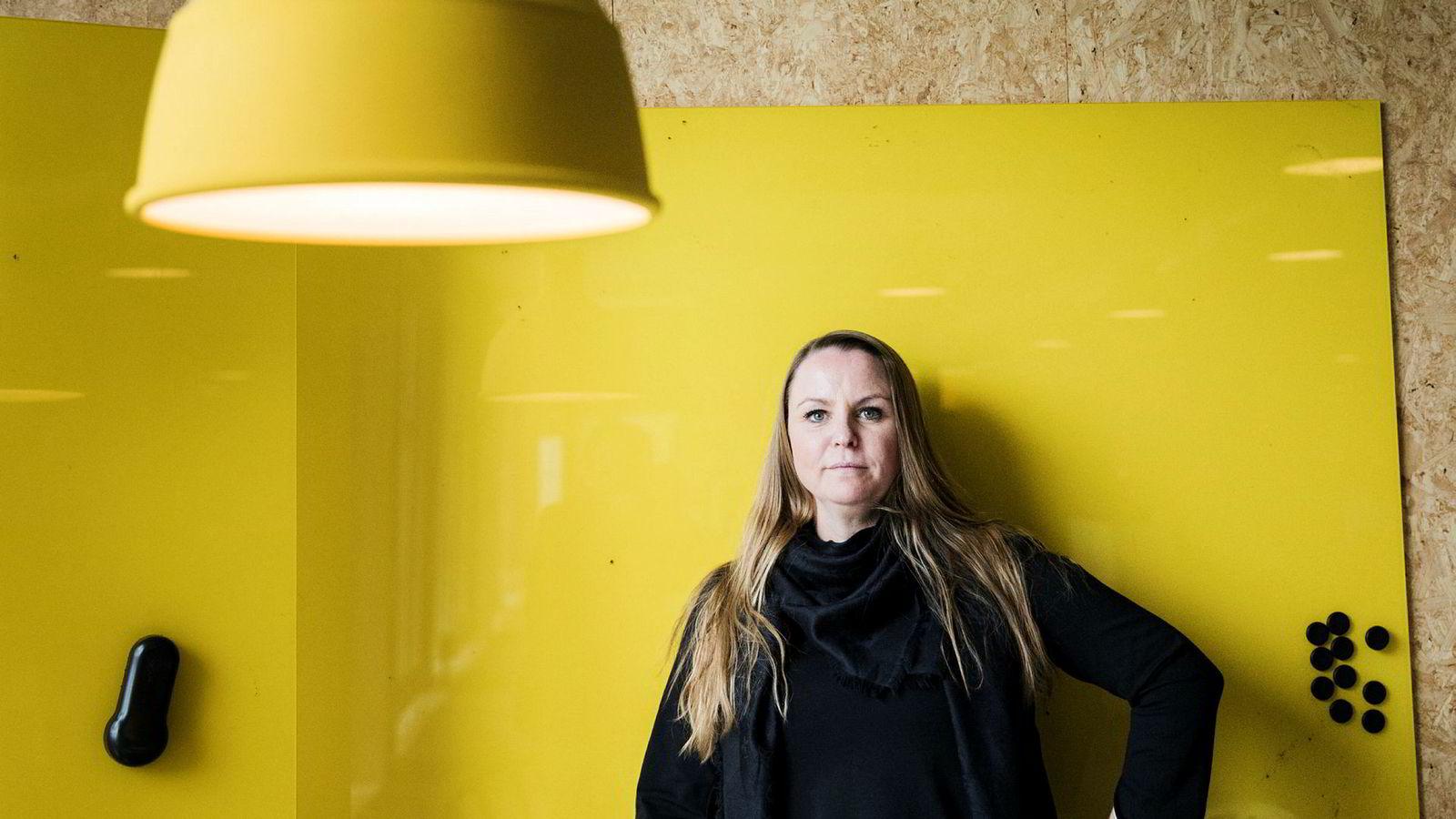 Maria Aas-Eng, administrerende direktør i mediebyrået Red Media, forteller at reklamebransjen følger det som skjer i tv-bransjen tett.