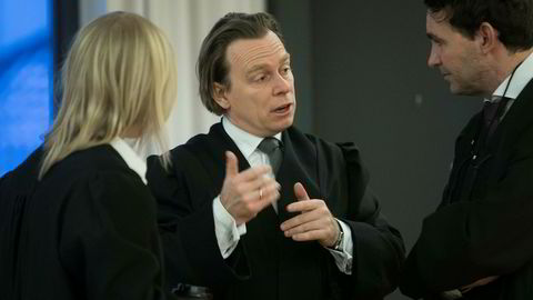Advokatene Stina Eriksson, Arne Torsten Andersen og Eirik Edvardsen har representert Aleris, i rettsaken mellom 24 omsorgsarbeidere og det private helse-og omsorgsselskapet Aleris Ungplan