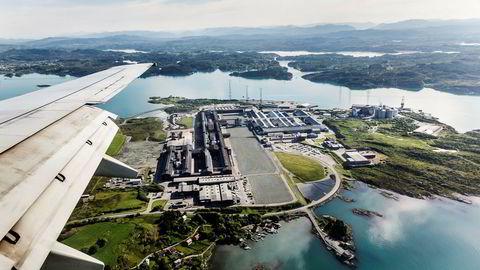 Hydro Karmøy er blant fabrikkene som er berørt av cyberangrepet på aluminiumsselskapet.